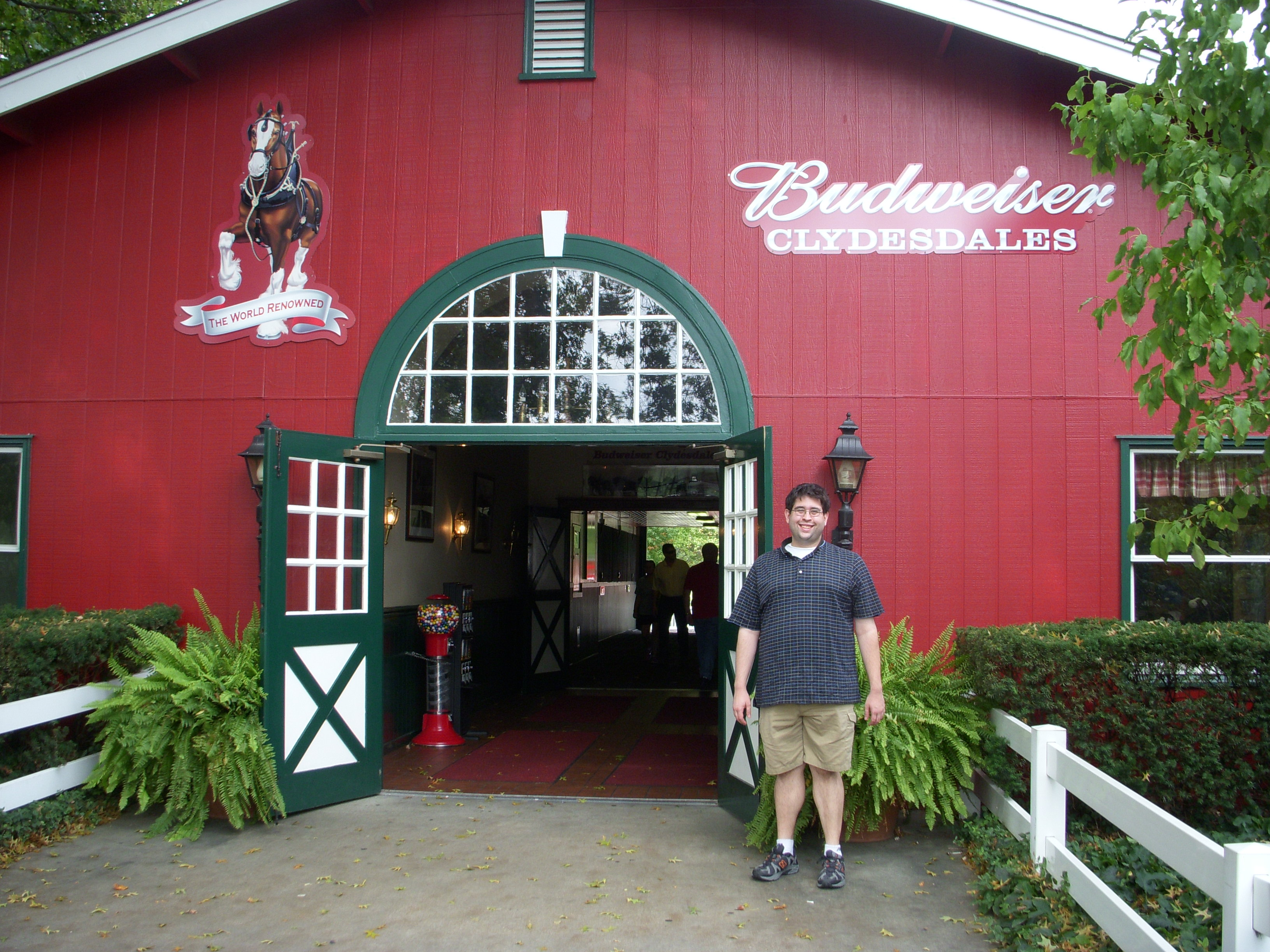 St Louis Visit Recap And The Budweiser Clydesdales No